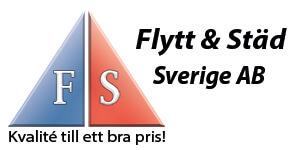 Logo Flytt & Städ Sverige AB